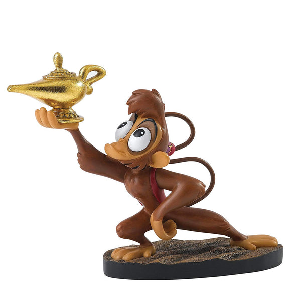 Officially Licensed Disney Aladdin Mischievous Thief Abu Figurine