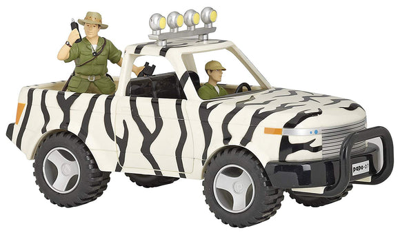 Papo Jungle Car and Driver