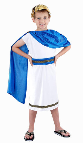 Children's Caesar Fancy Dress Costume