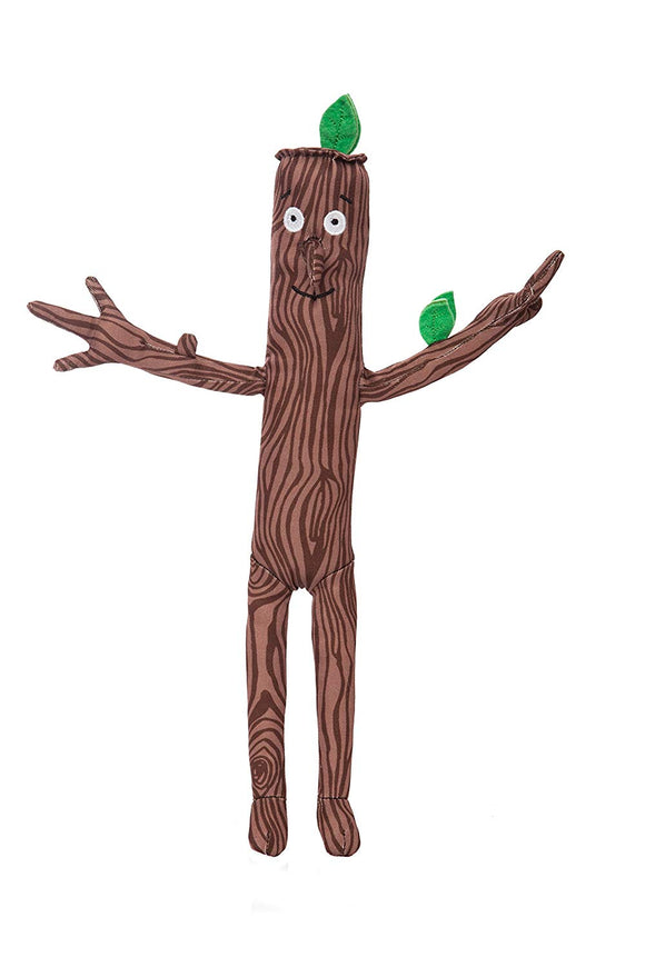 The Gruffalo Stick Man Plush Toy By Aurora