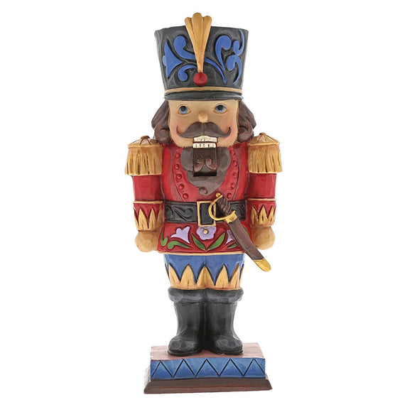 Enesco Jim Shore Heartwood Creek Pint Size Nutcracker