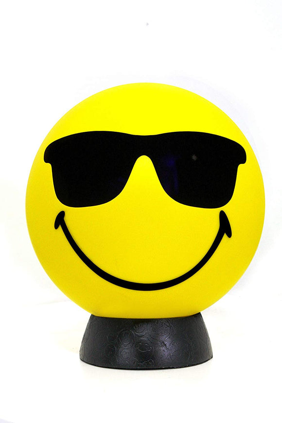 Emoji - Cool Smiley lamp Battery Operated