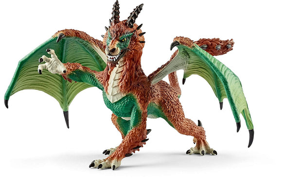 Schleich North America Dragon Poacher Action Figure