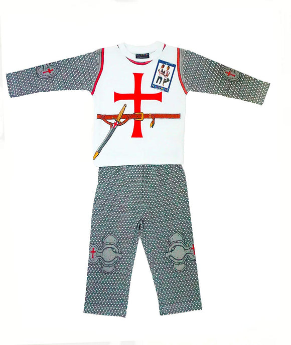 Knight of St George Pyjamas (age 5-6)