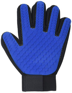 Pet Grooming Glove - Efficient Pet Hair Remover Mitt - cat grooming glove -pet hair removal glove