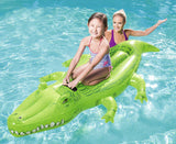 Bestway H2OGO! Crocodile Rider Inflatable Pool Float