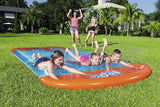Bestway H2O GO! THE BLOBZTER Giant Water Filled Spraying Splash Mat and Drench Pool