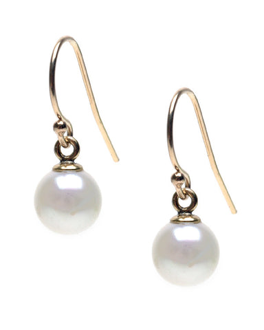 Earrings-Pearl Classics