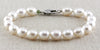 LARGE RICE PEARL NECKLACE-16