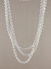 FLAPPER LENGTH RICE PEARL NECKLACE-60