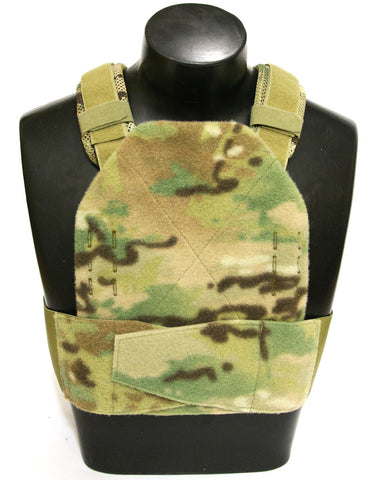 PIG Brigandine Plate Carrier, Front + Slick Rear [SYSTEMA]