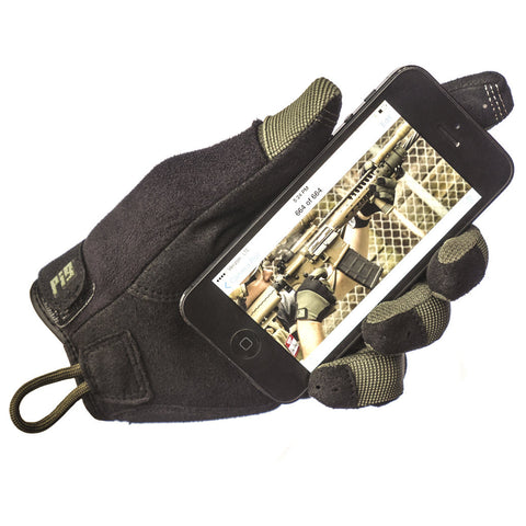PIG Full Dexterity Tactical (FDT) Alpha Touch Glove - GEN 1