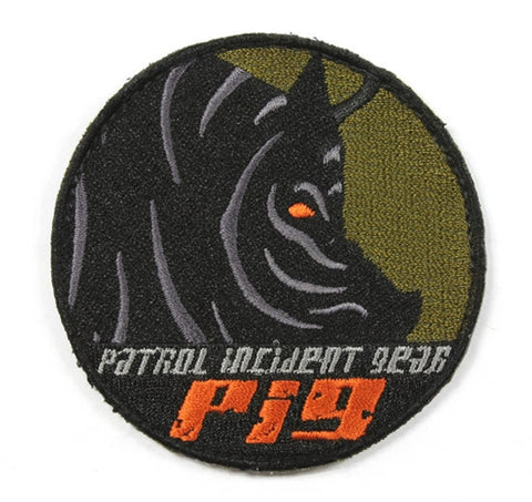 PIG Logo Patch
