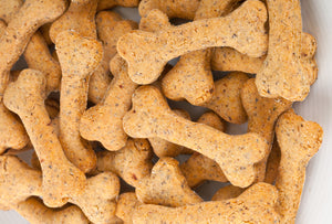 Wheat-Free Dog Biscuits
