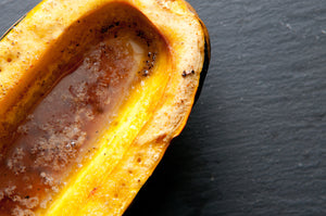 Spicy Roasted Butternut Squash