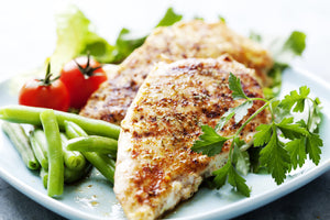 Spicy Thai-Inspired Chicken Breasts