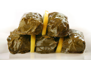 Stuffed Grape Leaves (Dolmas)