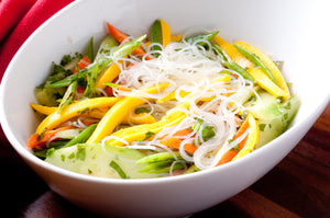 Sweet Heat Mango Salad