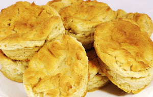 Savoury Olive Oil Biscuits