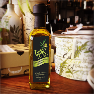 Della Terra Olive Oil Wedding Favour - 60ml DIY