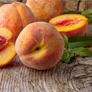 Della Terra Peach White Balsamic Vinegar