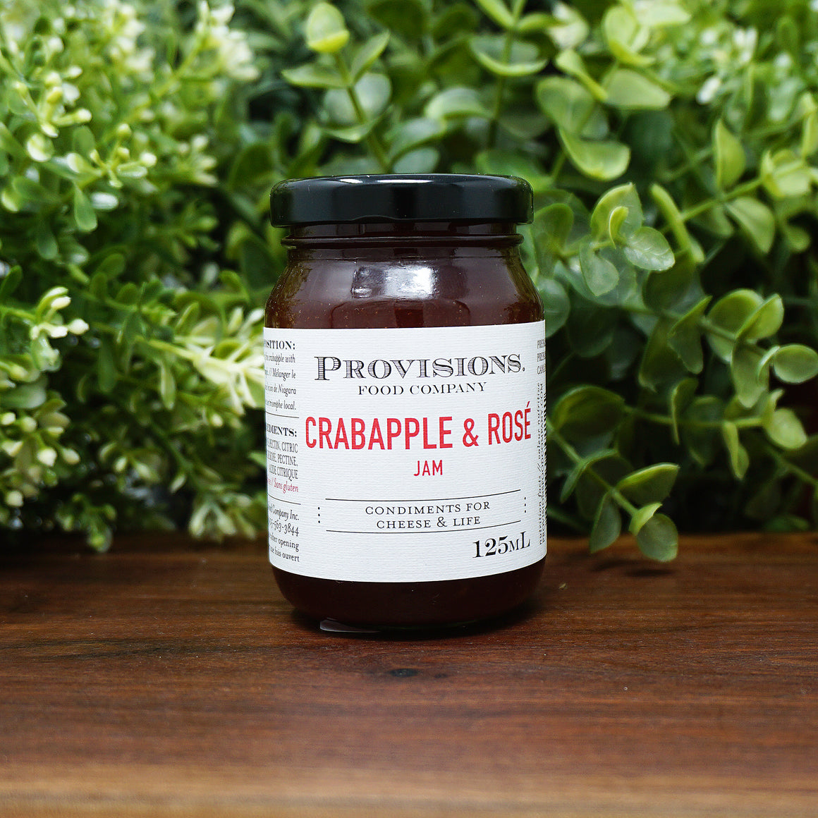 Provisions Crabapple and Rosé Jam