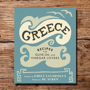 Greece Cookbook