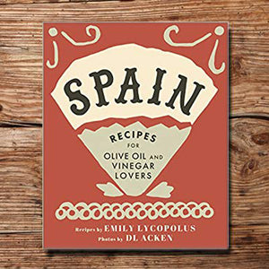 Spain Cookbook