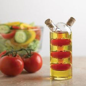 Oil & Vinegar Cruet - Disc