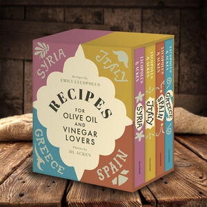 Recipes for Olive Oil & Vinegar Lovers Box Set