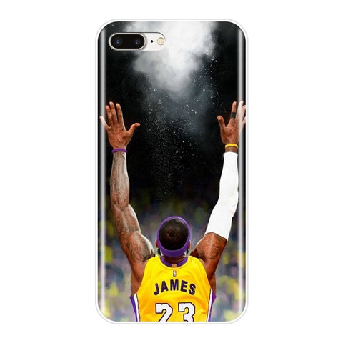 #LeBronJames KinG iPhone Case