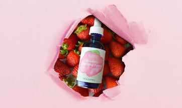 NEW Strawberry Cleansing Serum