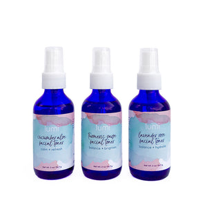 mini facial toner kit
