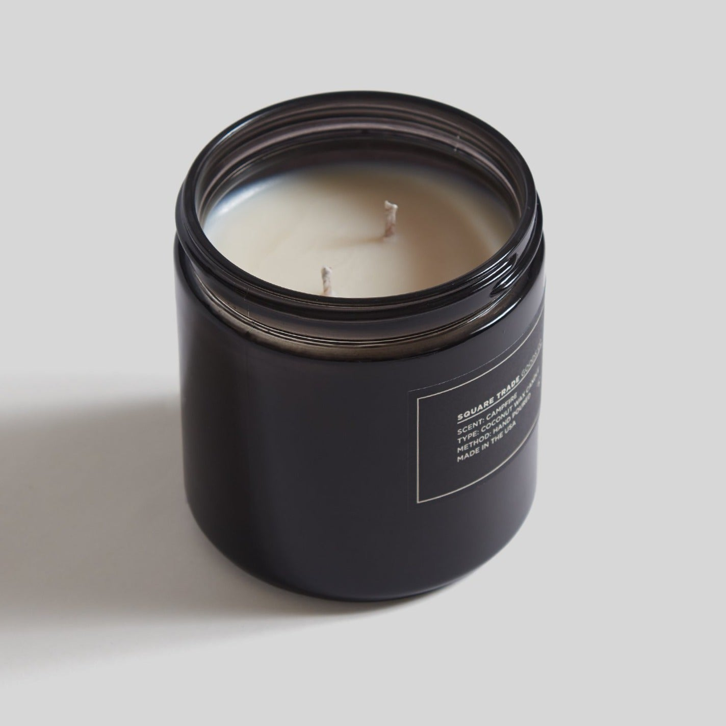 Square Trade Goods 16 oz Candle - Campfire