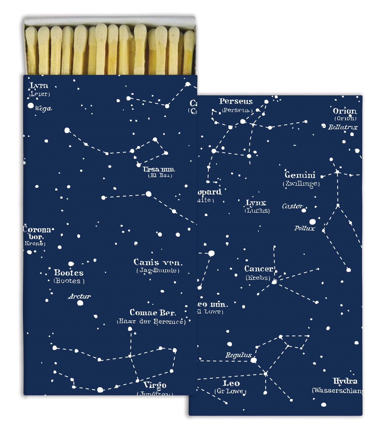 Matches - Constellations