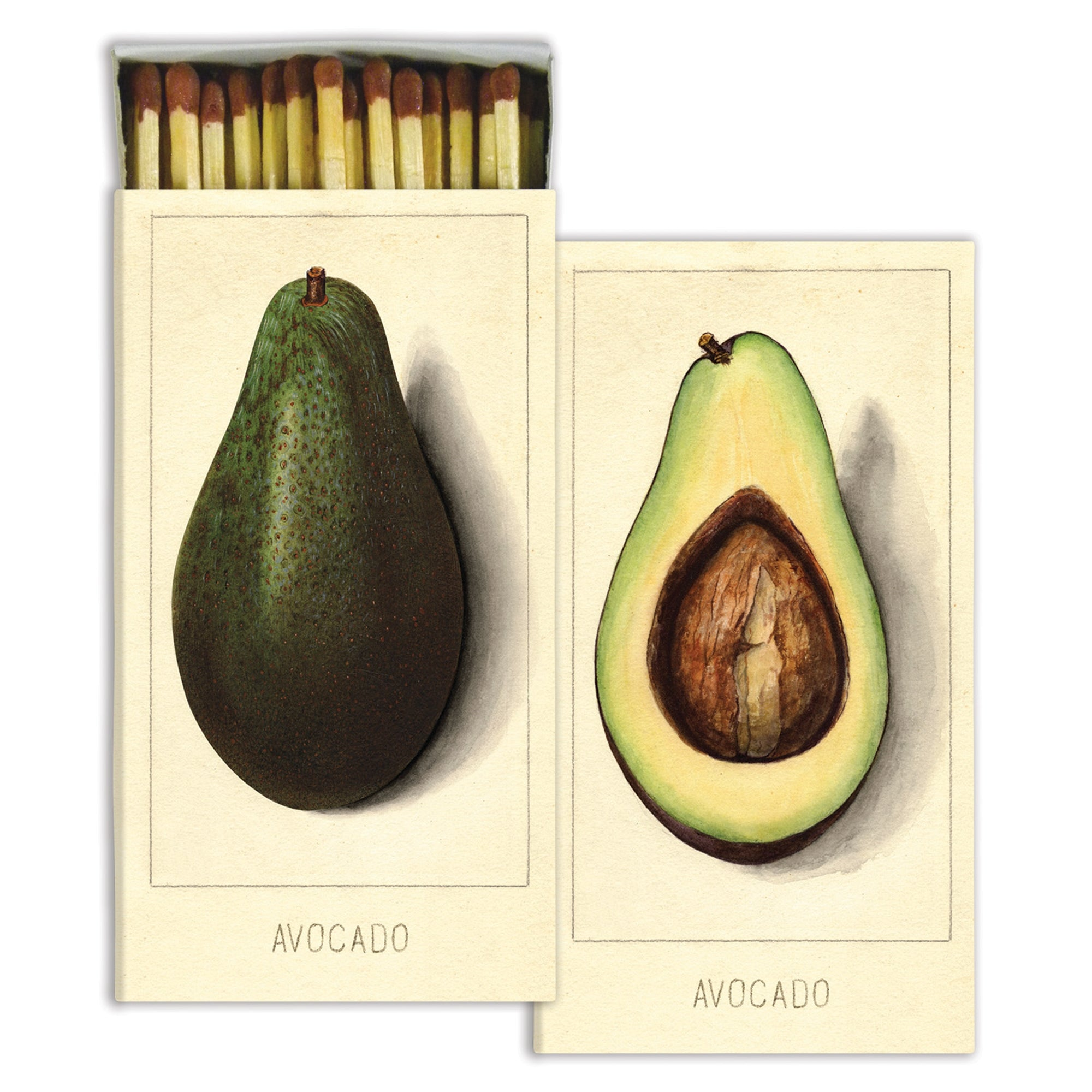 Matches - Avocados - Brown - CARLYLE AVENUE