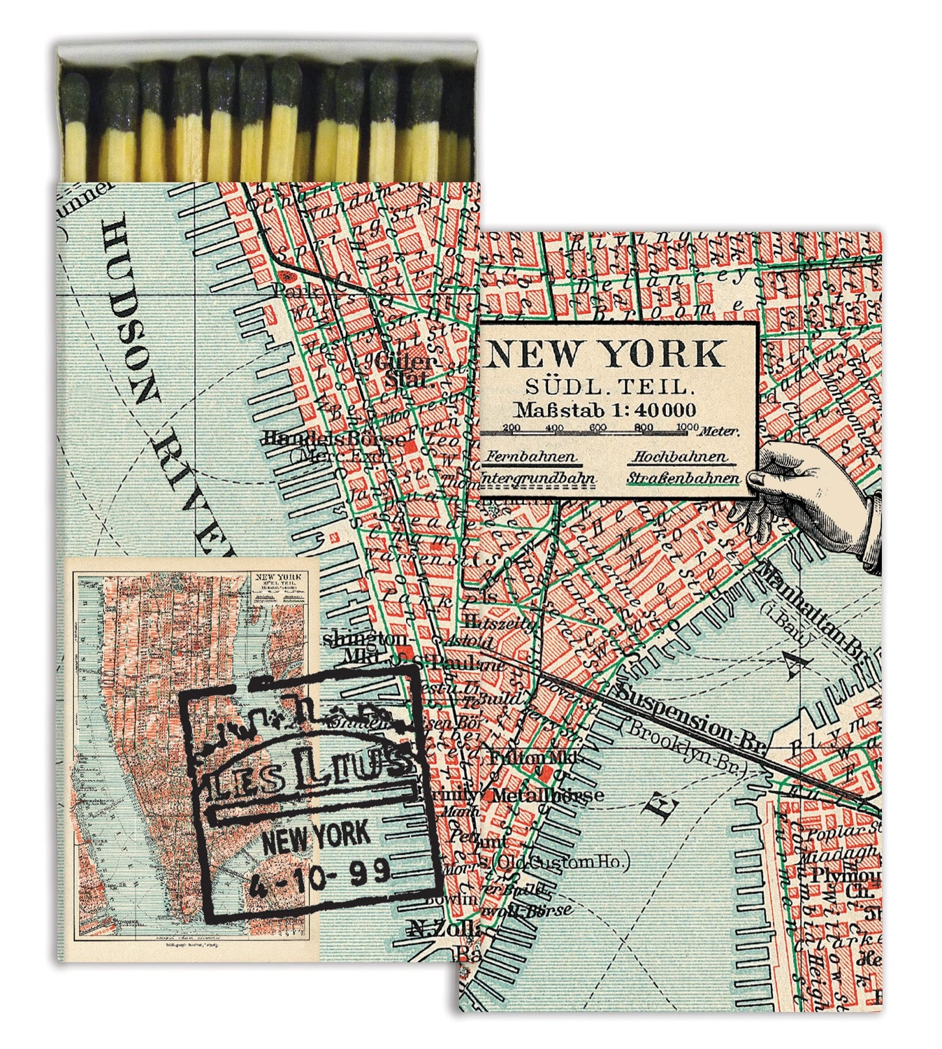 Matches - New York - CARLYLE AVENUE