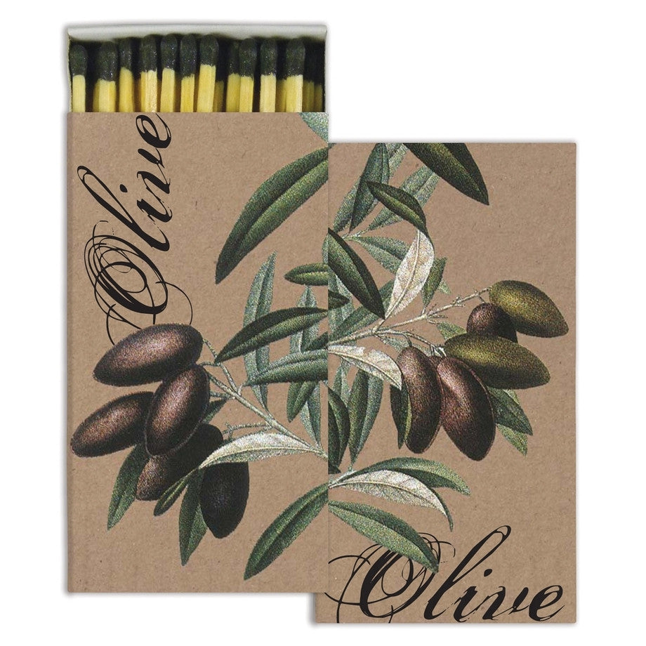 Matches - Olives -  - CARLYLE AVENUE
