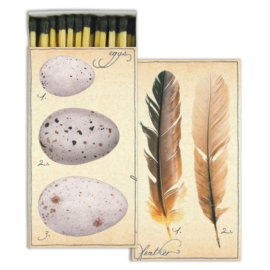 Matches - Fine Feathers -  - CARLYLE AVENUE