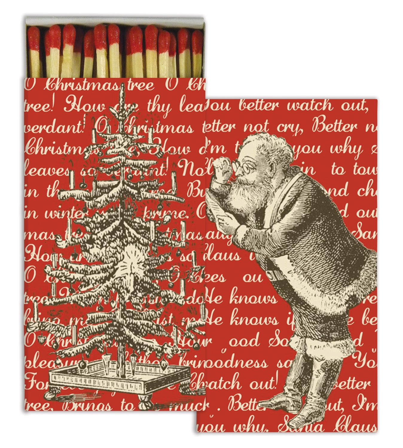 Matches - Christmas Carols