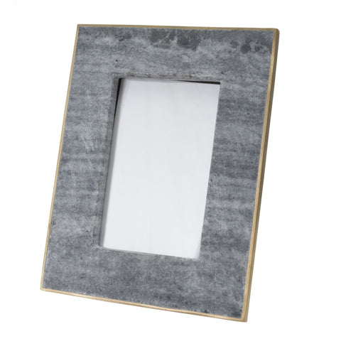 Marble and Gold Picture Frame
