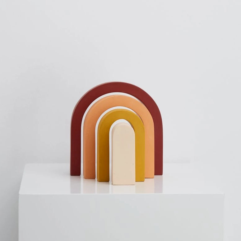 Rainbow Decorative Object