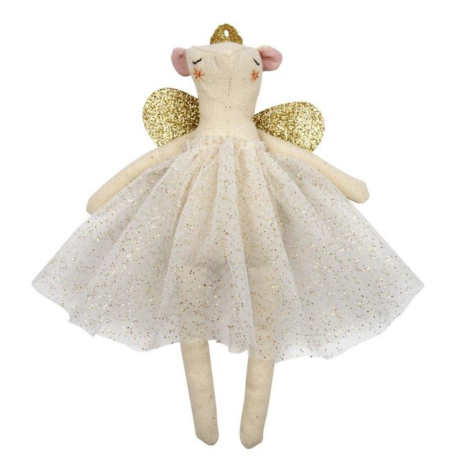 Fairy Mouse Christmas Tree Topper - CARLYLE AVENUE