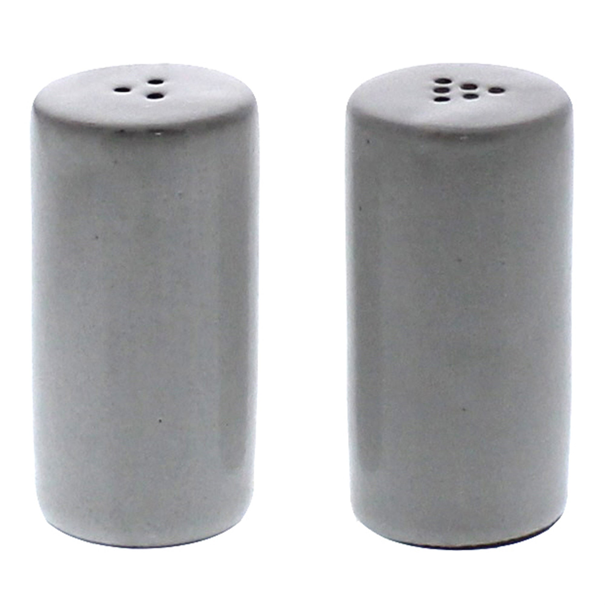 Liam Ceramic Salt + Pepper Shakers