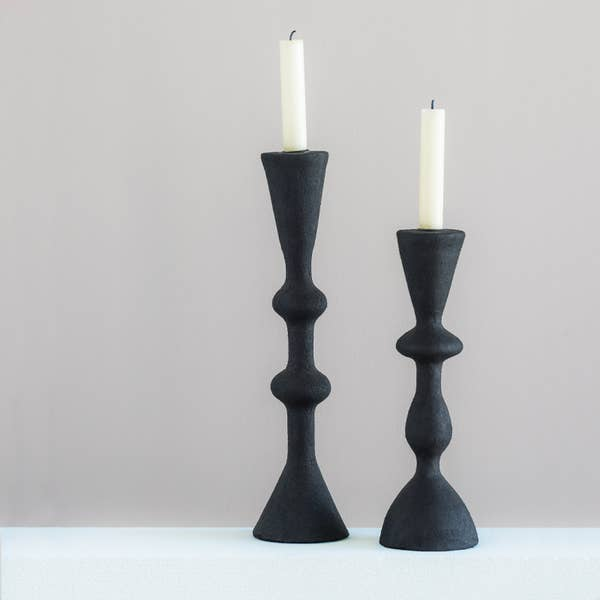 Recycled Paper Candle Holder - CARLYLE AVENUE