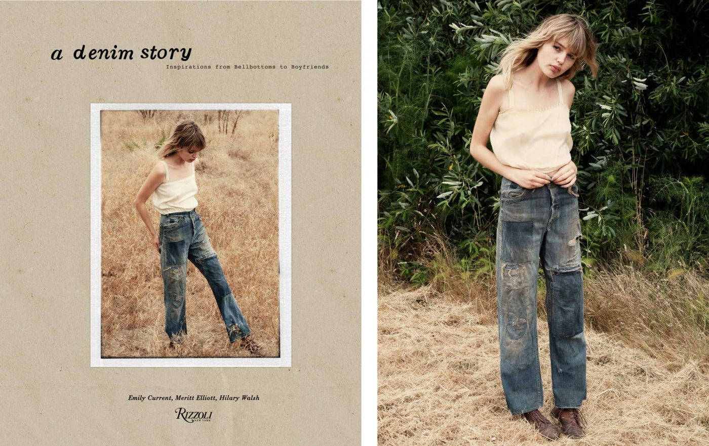 A Denim Story - CARLYLE AVENUE