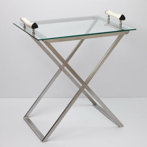 Folding Stand for Buffet Glass Tray