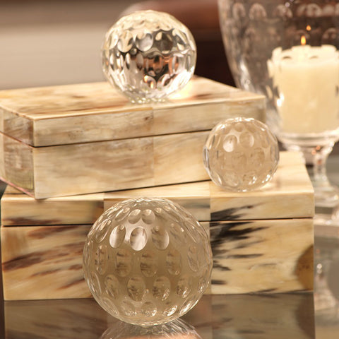 Oracle Bubble Glass Decorative Ball