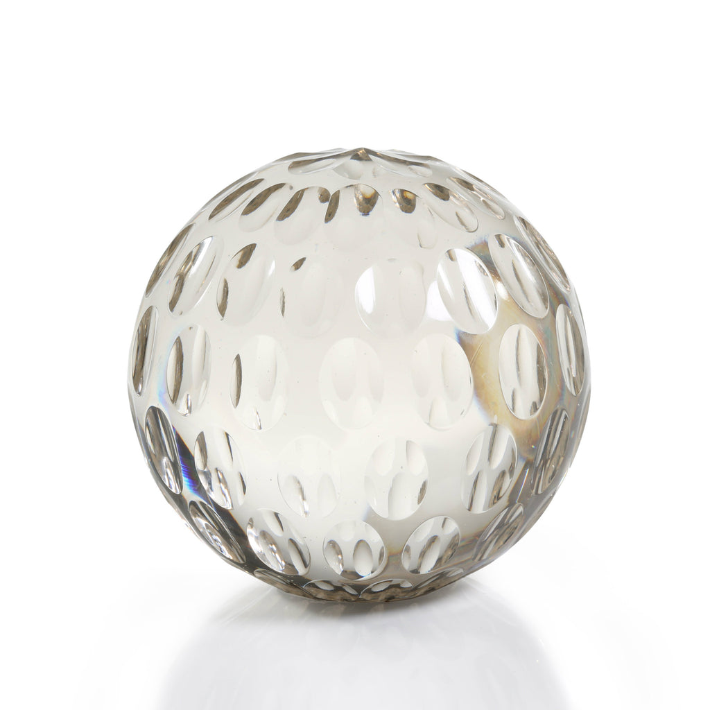 Oracle Bubble Glass Decorative Ball - Large - CARLYLE AVENUE - 1