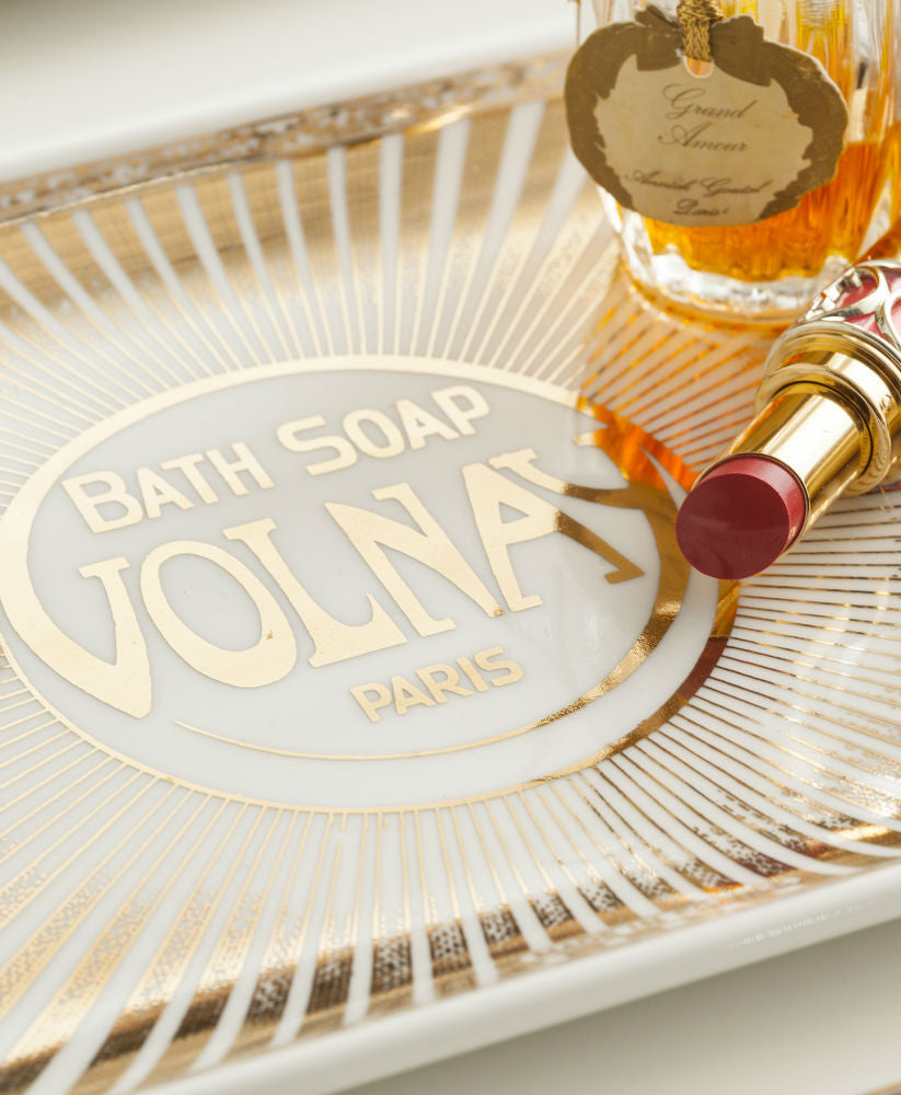 Belle Boudoir Volnay Tray - CARLYLE AVENUE